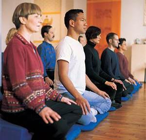 meditation meditators