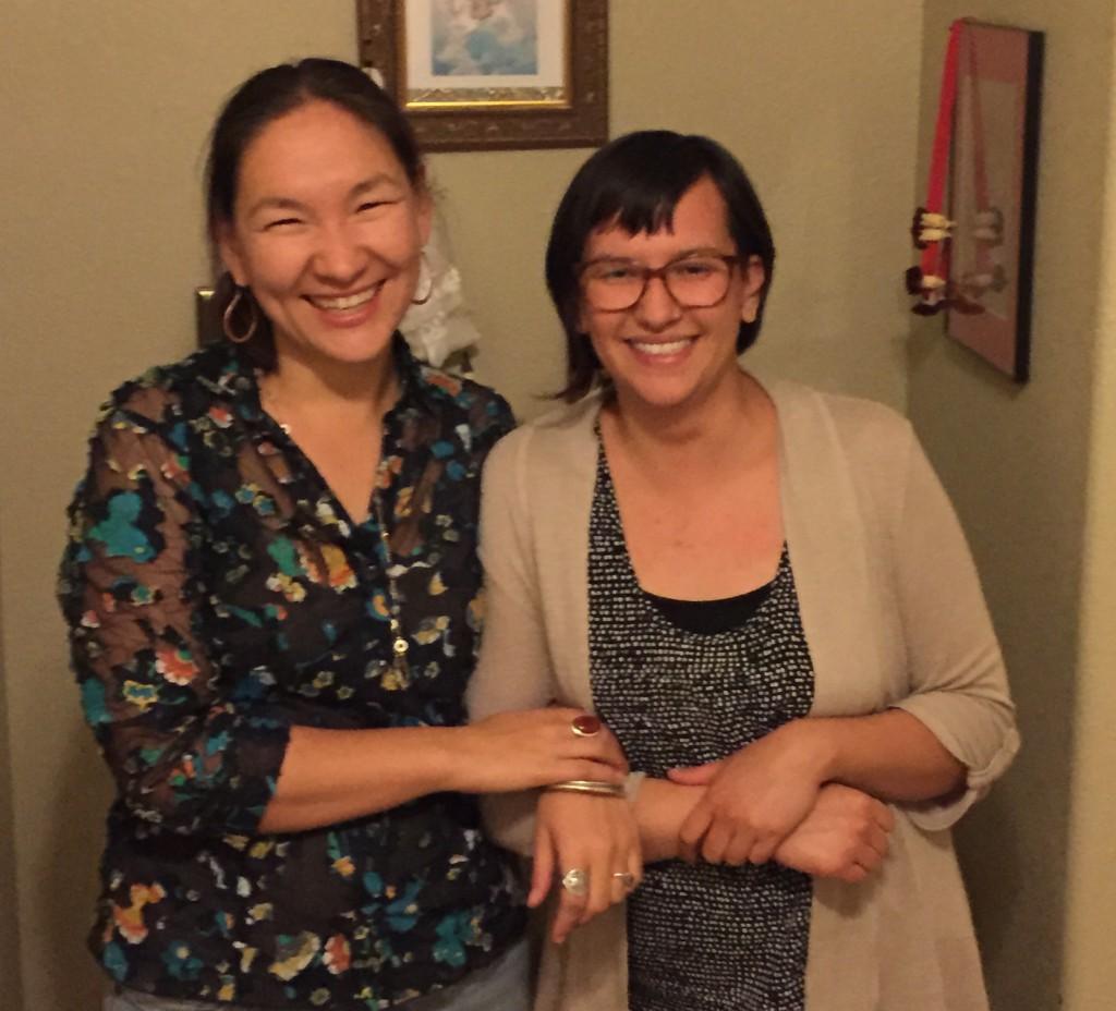 Ziji Collective Council of Denver: Yuko Barringer (left) and Amanda Trujillo (right)